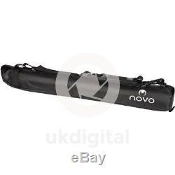 Novo Explora MP20 Carbon Fibre Monopod + MVS-01 Tripod Stand Kit