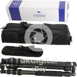 Novo Explora T5 Carbon Fibre Professional Tripod Kit