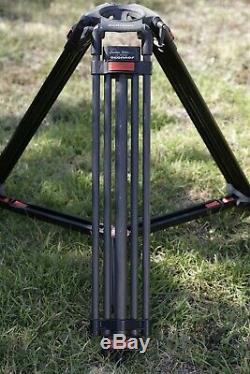 O'Connor 25L Carbon Fiber 2 Stage Tripod Legs Oconnor Oconner