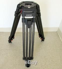 OConnor 60L 2-Stage Carbon Fiber Tripod Legs Mitchell Tripods MFR # C1255-0002