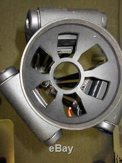 OConnor 60L Carbon Fiber Tripod 150 mm Bowl Tripods & Ground Spreaders