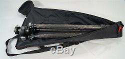 Really Right Stuff RRS TVC-33 (3X) Carbon Fiber Tripod BH-55 Ball Head & Lg Bag