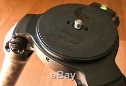 Really Right Stuff TVC-44 MkII Ser 4 VERSA Carbon Fiber Tripod Current & MINTY