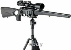 Rifle clamp Saddle mount Tripod mount adapter Precision shooting rest