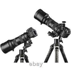 SUNWAYFOTO GH-01 360 Degree Panoramic Carbon Fibre Pro Gimbal Head