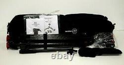 Sachtler #0375 FSB-4 Carbon Fiber Tripod Kit Pristine