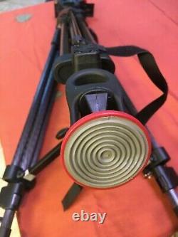 Sachtler 0375 FSB-4 Carbon Fiber Tripod System