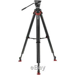 Sachtler ACE XL Tripod System with FT 75 Legs & MidLevel Spreader 75mm FREE SHIP
