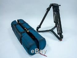 Sachtler Carbon Fibre Tripod ENG2 CF HD 5390 and Porta-Brace Bag