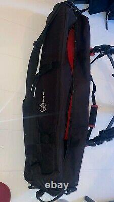 Sachtler Cine DSLR Fluid Head Tripod with carbon fibre legs