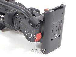 Sachtler DV-6SB DV6 Head Carbon Fiber Tripod Video DV 6 SB 75mm DV6SB