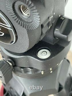 Sachtler FSB-4 Speed Lock 75 Carbon Fibre Tripod System in NM Condition