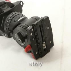Sachtler FSB 6 FT Sideload Fluid Head with Flowtech 75 CF Tripod SKU#1343145