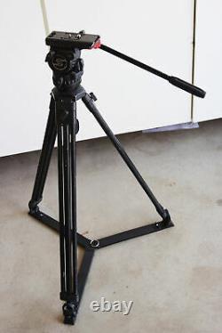 Sachtler FSB-6 Professional Tripod with 75mm Ball Floor Spreader FSB6