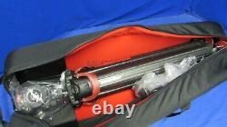 Sachtler FSB 8 T Flowtech 75 Carbon Fiber Tripod with Mid-Level Spreader, Handle