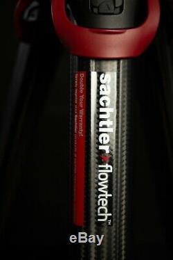 Sachtler Flowtech 100 legs
