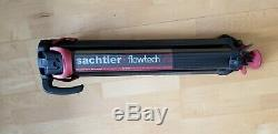 Sachtler Flowtech 75 Carbon Fiber Tripod with Sachtler FSB 6 Fluid Head