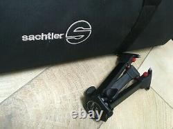 Sachtler Flowtech 75 and Sachtler FSB 4 Fluid Head and padded light used