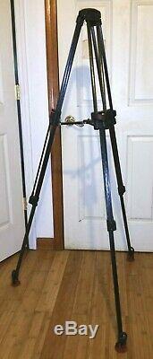 Sachtler Speed Lock 75 mm CF 4588 Carbon Fiber Tripod Leg with Mid-Level Spreader