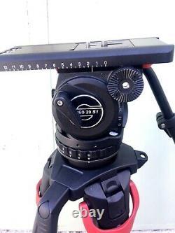 Sachtler System 20 S1 With Flowtech 100 MS Carbon Fiber Tripod
