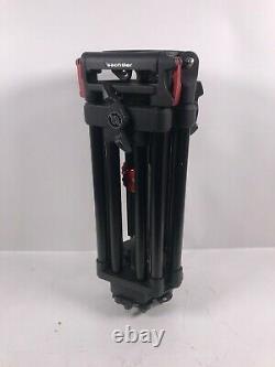 Sachtler Tripod Cine 150 Medium with 7023 Spreader and Tripod Cover M Case 6250