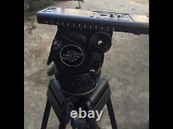 Sachtler Video 18 S1 speed lock carbon fibre with bag