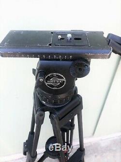 Sachtler Video 18SB Fluid Head & Carbon Fiber Tripod System