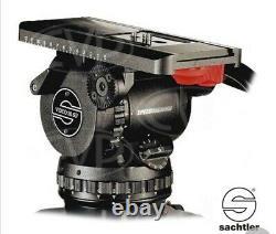 Sachtler Video 20 sb (speed balance 20kg) tripod heavy duty carbon fluid head
