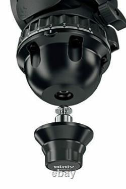 Sachtler aktiv8 flowtech75 MS Tripod System Fluid Head S2068S-FTMS Preorder