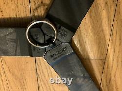 Sachtler carbon fiber tripod legs with ground spreader, 100mm ball