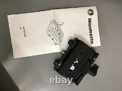 Safari Carbon Fibre Tripod, Fluid Head Inc Manfrotto 577 Quick Release Adapter