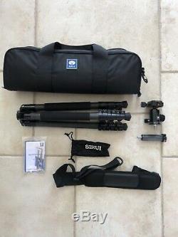 Sirui ET-1204 Carbon Fibre Camera With E10 Head Tripod Brand New Never Used