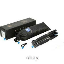 Sirui Mini Travel T-025X Carbon Fiber Tripod with C10 Ball Head Camer Flash T300