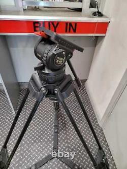 TERIS Professional Carbon Video Tripod TX-V12