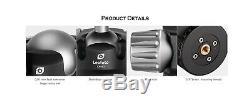 US DealerLeofoto LS-323C Pro Carbon Fiber Tripod with LH-40 Ball Head/ RRS Gitzo