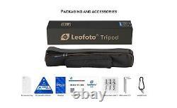 US SellerLeofoto LS-365C Camo Outdoor Carbon Fiber Tripod with Bag