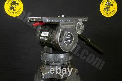 Used Sachtler Video 20P Fluid Head with100mm Tripod