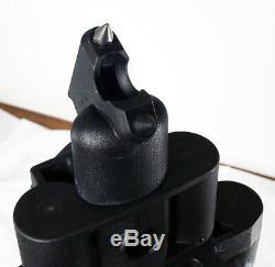 Vinten 3881-3 2-stage EFP 150mm Bowl Carbon Fibre Pozi-Loc Tripod NEW