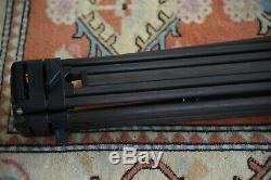 Vinten two stage carbon fibre legs with fast lock legs + spreader